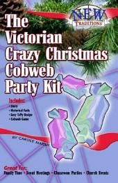 The Victorian Crazy Christmas Cobweb Party Kit