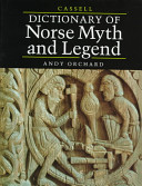 Dictionary of Norse Myth and Legend PDF