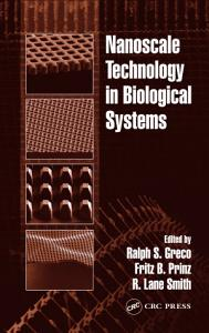 Nanoscale Technology in Biological Systems Book