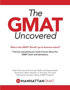 GMAT Uncovered PDF