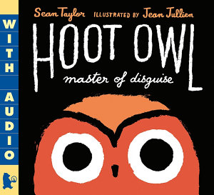 Hoot Owl  Master of Disguise Book