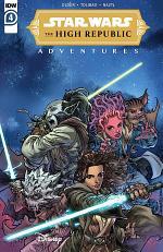 Star Wars: The High Republic Adventures #4