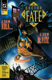 Doctor Fate (1988-) #25