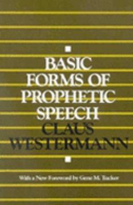 Basic Forms of Prophetic Speech PDF