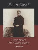 Annie Besant PDF