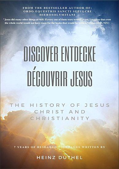 Discover Entdecke D  couvrir Jesus PDF