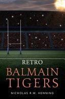 Retro Balmain Tigers