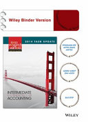 2014 FASB Update Intermediate Accounting 15e Binder Ready Version   WileyPLUS Registration Card Book