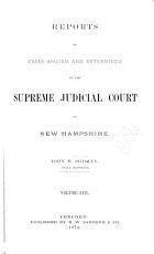 The New Hampshire Reports PDF