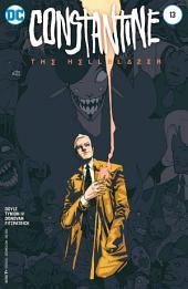 Constantine: The Hellblazer (2015-) #13