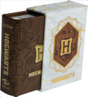 Harry Potter  Hogwarts School of Witchcraft and Wizardry  Tiny Book  PDF