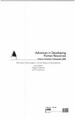 Information Technologies in Human Resource Development PDF