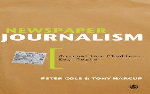 Newspaper Journalism PDF