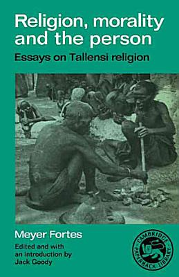 Religion  Morality and the Person PDF