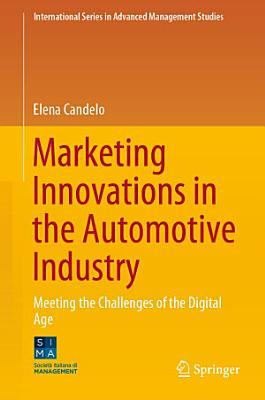 Marketing Innovations in the Automotive Industry PDF