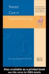 Shared Care For Gastroenterology