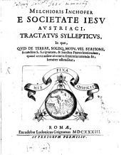 Tractatus syllepticus