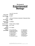 Journal of Experimental Biology PDF