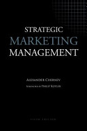 Strategic Marketing Management  6th Edition PDF