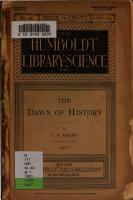 Humboldt library of science  no  44   pt  1  1883 PDF
