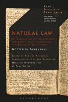 Natural Law PDF