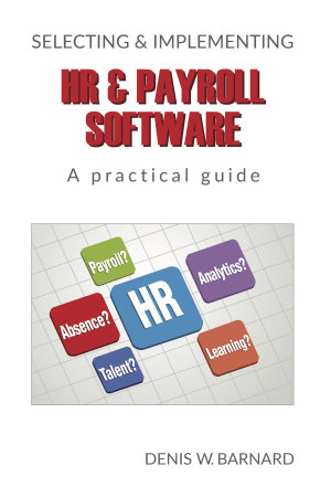 Selecting   Implementing HR   Payroll Software