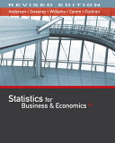 Statistics for Business   Economics   Xlstat Education Edition Printed Access Card   Mindtap Business Statistics With Xlstat  1 Term 6 Months Printed Access Card PDF