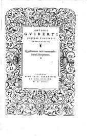 Quaestionum iuris memorabilium
