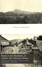 Reisen in den Molukken, in Ambon, den Uliassern, Seran (Ceram) und Buru: Geologischer Theil