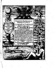 Commentaria  notae  observationes et animadversiones in Johannis Poppii Chymische Medicin PDF