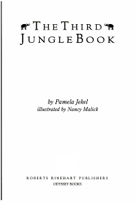 The Third Jungle Book