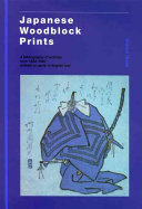 Japanese Woodblock Prints PDF