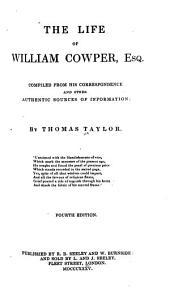 The Life of William Cowper, Esq
