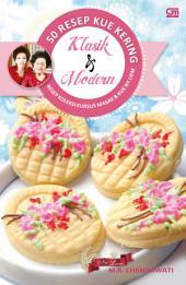 50 Resep Kue Kering Klasik & Modern
