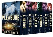Pleasure Bound: Complete Series Boxed Set