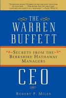 The Warren Buffett CEO PDF