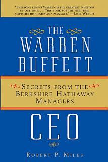 The Warren Buffett CEO Book