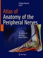 Atlas of Anatomy of the peripheral nerves PDF