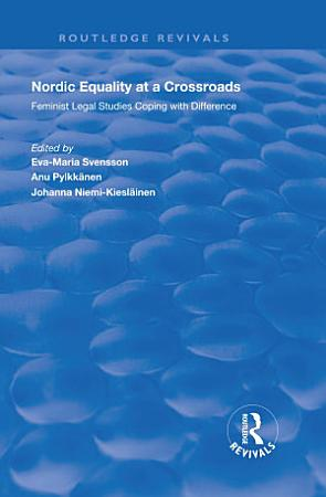 Nordic Equality at a Crossroads PDF
