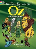 The Wonderful Wizard of Oz Coloring Book PDF