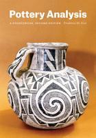 Pottery Analysis  Second Edition PDF