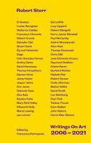 Writings on Art 2006-2021