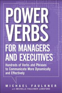 Power Verbs for Managers and Executives PDF