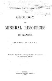 Annual Bulletin on Mineral Resources of Kansas