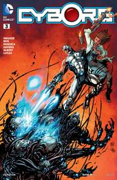 Cyborg (2015-) #3