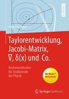 Taylorentwicklung  Jacobi Matrix          x  und Co  PDF