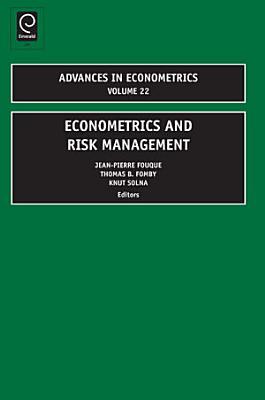 Econometrics and Risk Management