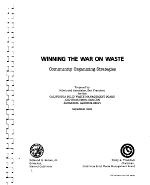 Winning the War on Waste PDF