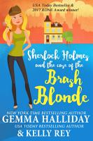Sherlock Holmes and the Case of the Brash Blonde PDF