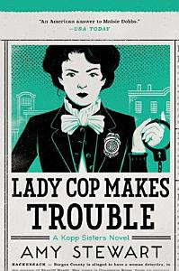 Lady Cop Makes Trouble Book